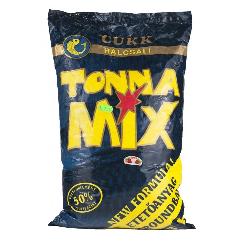 Cukk - Tonna Mix Capsuna 3Kg