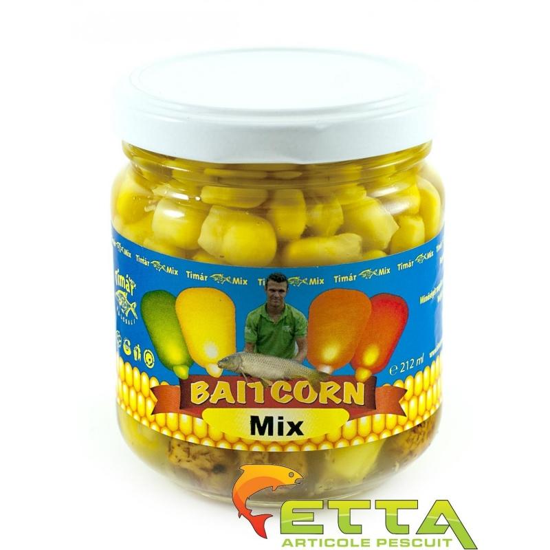 Timar - Porumb Borcan cu Zeama Mix (220ml)
