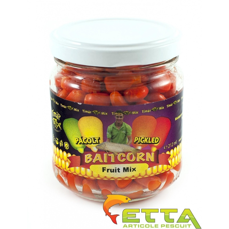 Timar - Porumb Borcan fara Zeama Fruit Mix (220ml)