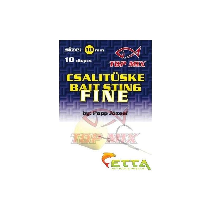 Top Mix - Tepuse momeala Fine -Bait Sting- 10mm 10buc plic