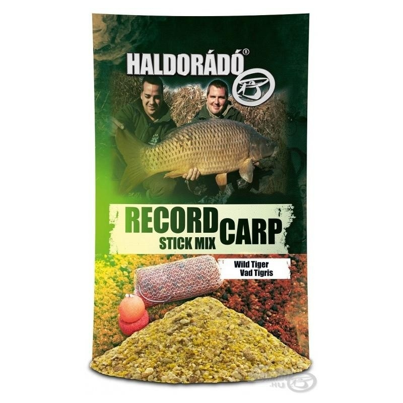 Haldorado - Record Carp Stick Mix - Wild Tiger 0.8Kg