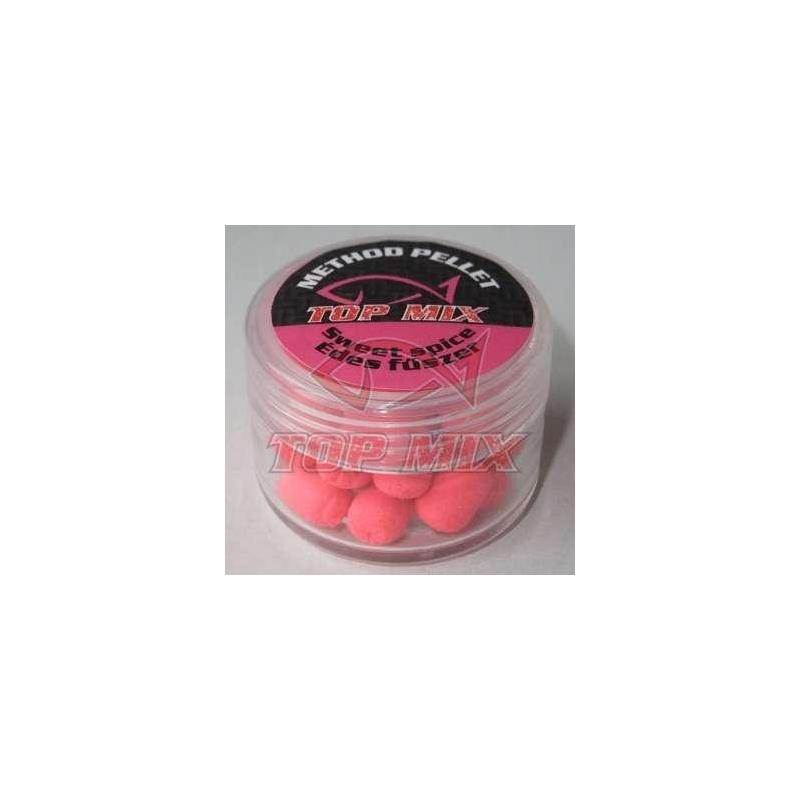 Top Mix - Method Pellet - Pelete de carlig - Condiment Dulce (15ml)