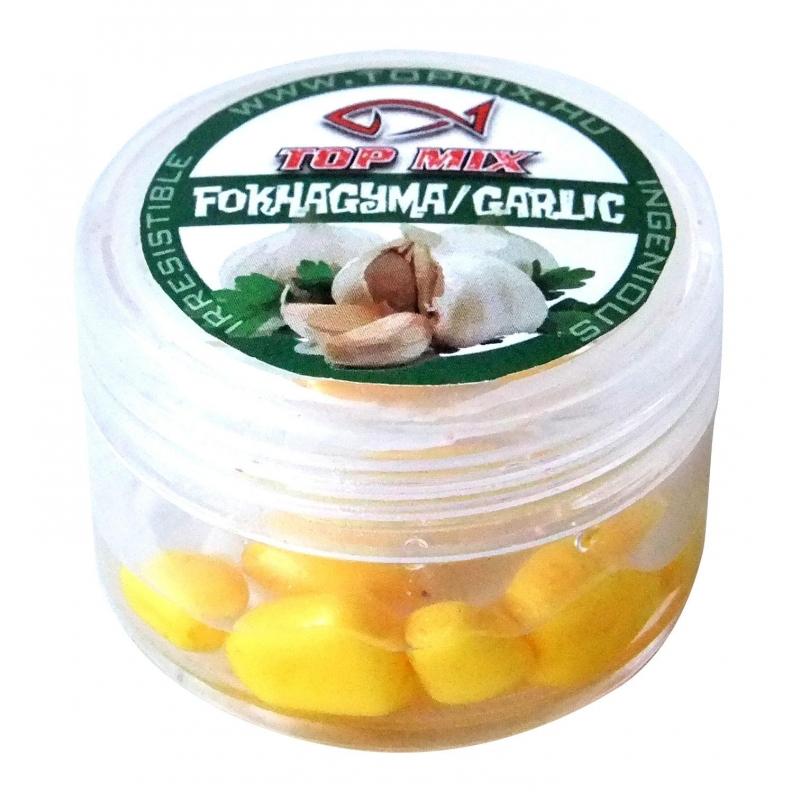 Top Mix - Porumb silicon MagicCorn Usturoi (12boabe cutie, 3 marimi diferite)