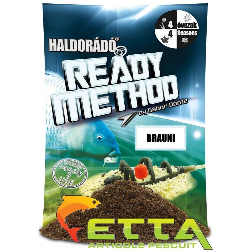 Haldorado - Nada Ready Method Brauni 0.8kg