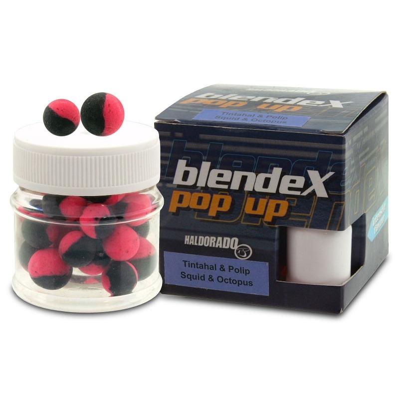 Haldorado - Blendex Pop Up Method 8, 10mm - Squid+Octopus - 20g