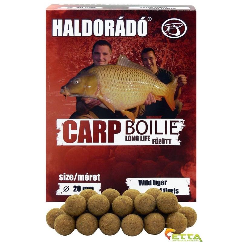 Haldorado - Carp Boilie Long Life Wild Tiger 800g 20mm