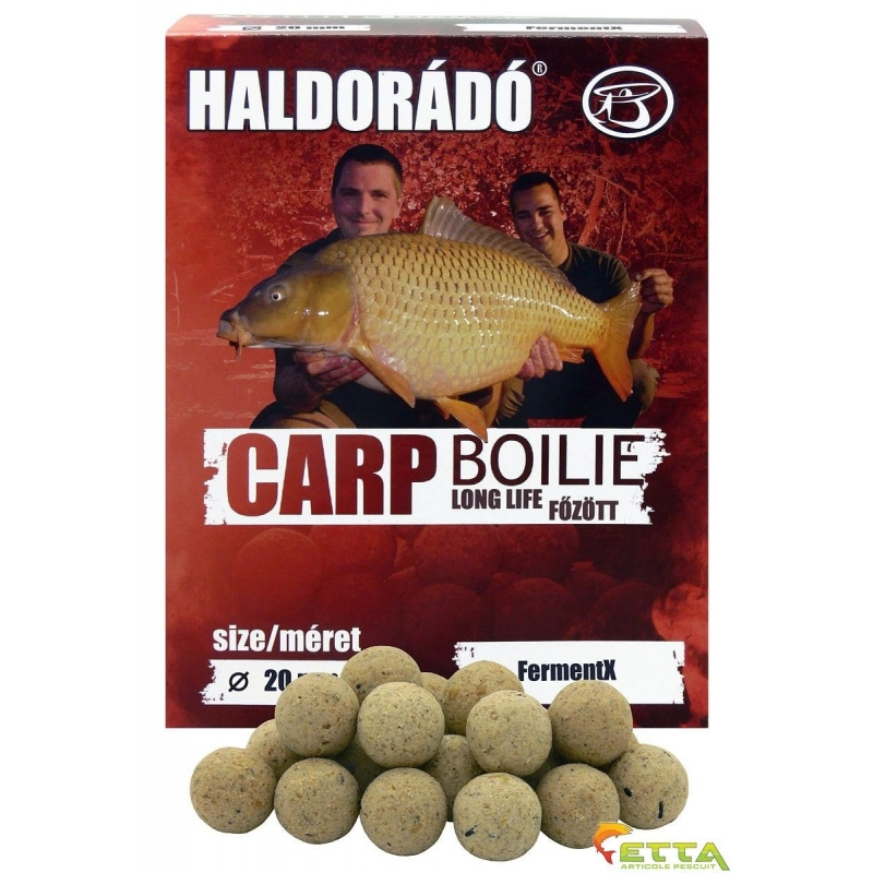 Haldorado - Carp Boilie Long Life FermentX 800g 20mm