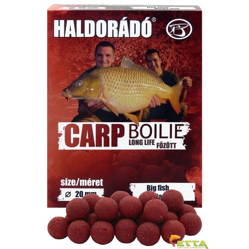 Haldorado - Carp Boilie Long Life Big Fish 800g 20mm