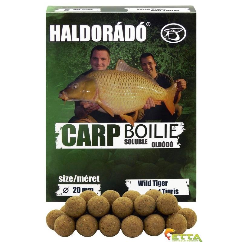 Haldorado - Carp Boilie Soluble Wild Tiger 800g 20mm