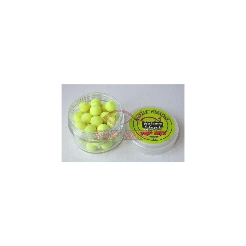 Top Mix - Pelete Wafters Match - Ananas 7mm