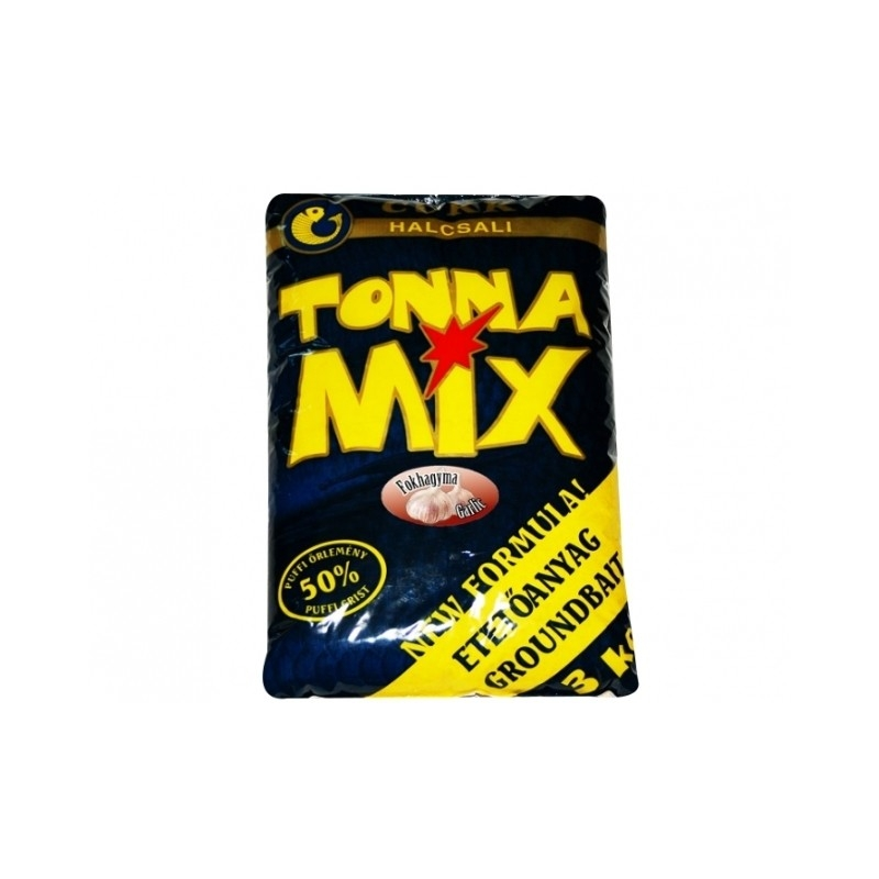 Cukk - Tonna Mix - Usturoi 3Kg