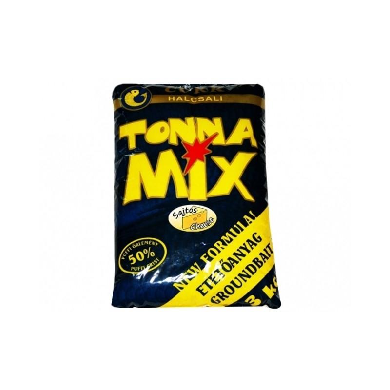 Cukk - Tonna Mix - Cascaval 3Kg