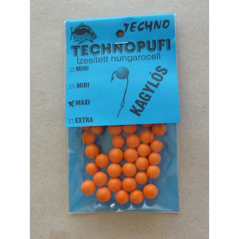 Technomagic - Technopufi Scoica (Portocaliu) extra