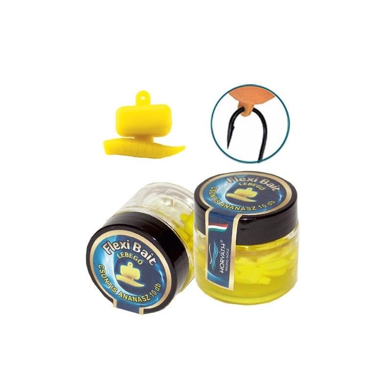 Horvath - Momeala artificiala Flexi Bait - Porumb + vierme - Ananas