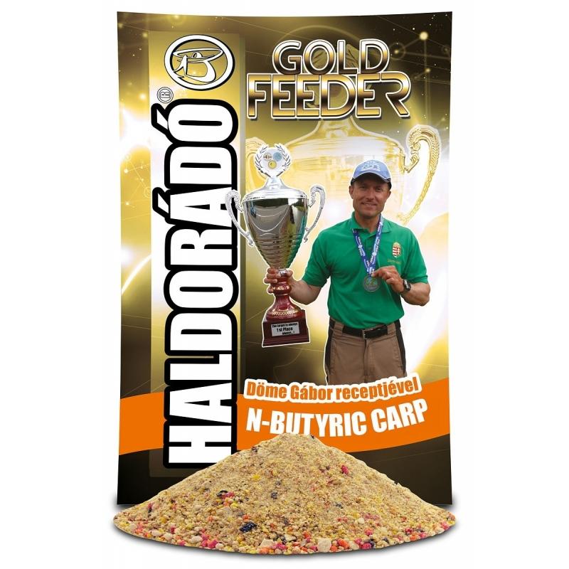 Haldorado - Nada Gold feeder N-Butyric carp 1kg