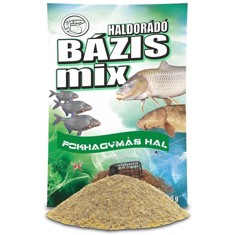 Haldorado - Nada Bazis Mix Peste Usturoi 2.5Kg