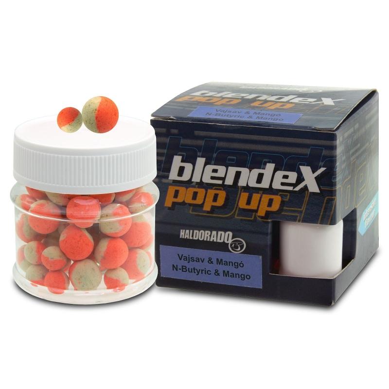 Haldorado - Blendex Pop Up Method 8, 10mm - Acid N-Butyric + Mango - 20g