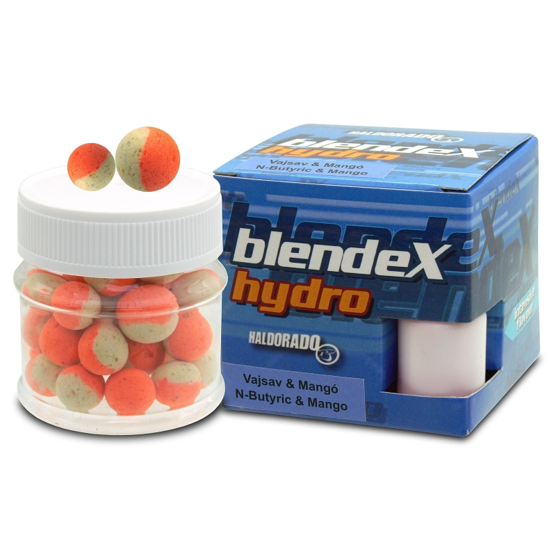 Haldorado - Blendex Hydro Big Carp 12, 14mm - Acid N-Butyric + Mango - 20g