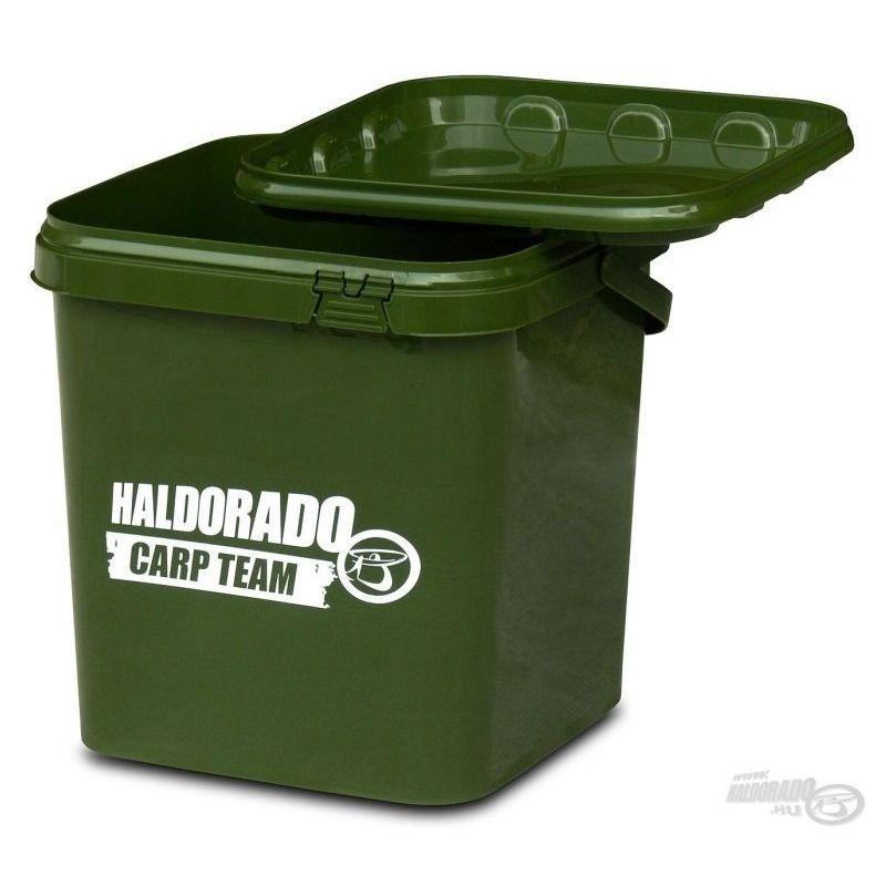 Haldorado - Galeata patrata Carp Team 5 litri