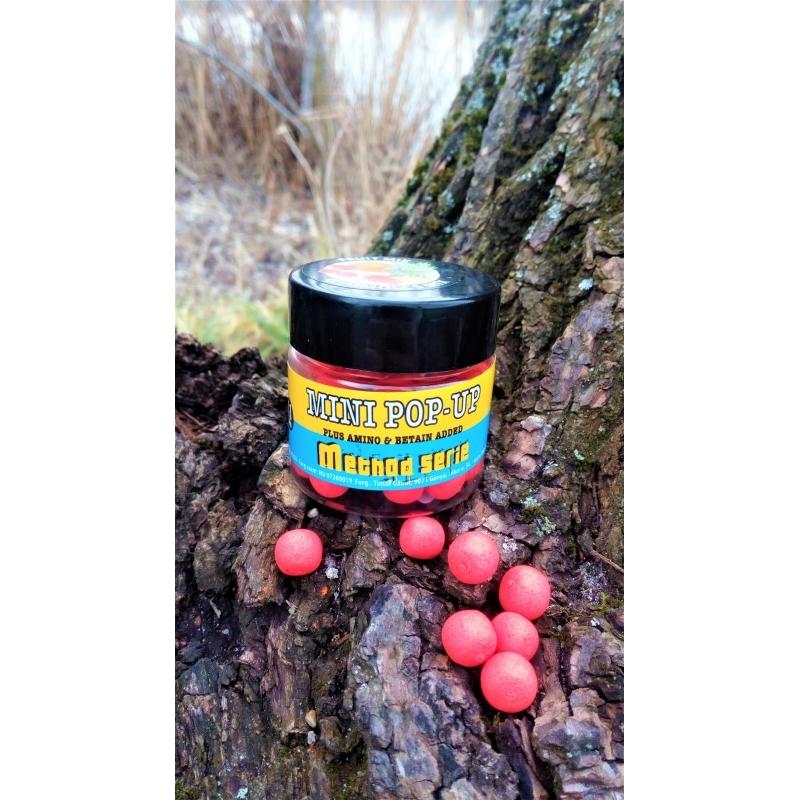 Timar - Momeala flotanta Method Mini Pop Up - Fruit Mix 11mm (35g)