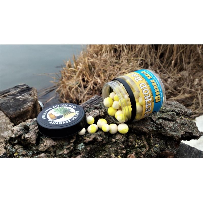 Timar - Pelete flotant Method Balls - Ananas Acid N Butyric 7-9 mm (35g)
