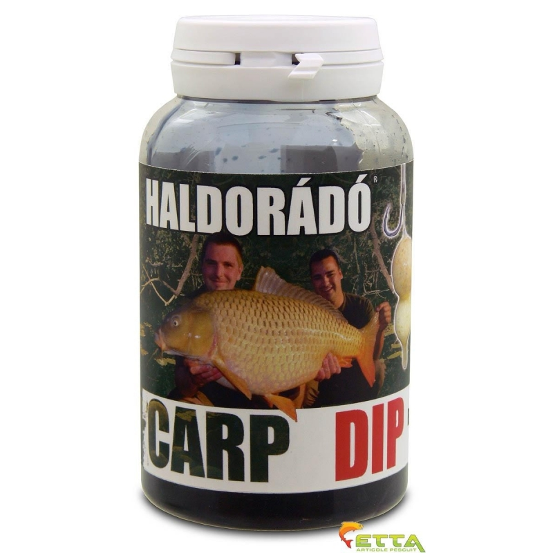 Haldorado - Carp Dip Black Squid 150ml