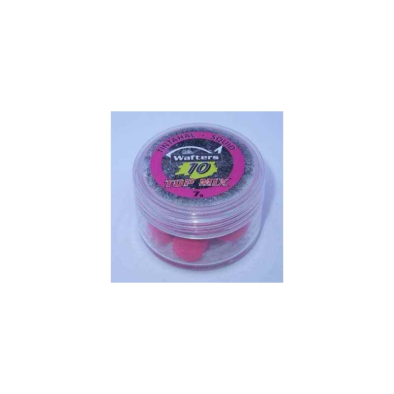 Top Mix - Pelete Wafters match - Squid 10 mm