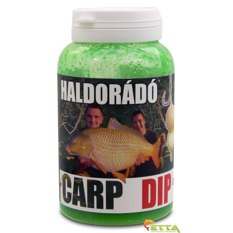 Haldorado - Carp Dip Green Pepper 150ml