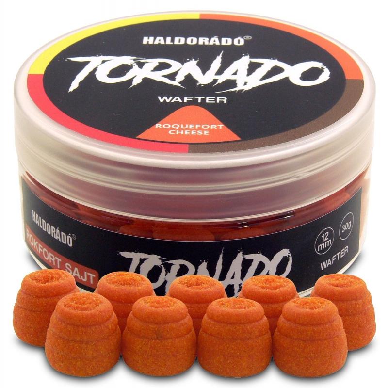 Haldorado - Pelete flotant Tornado Wafter - Cascaval Rokfort 12mm