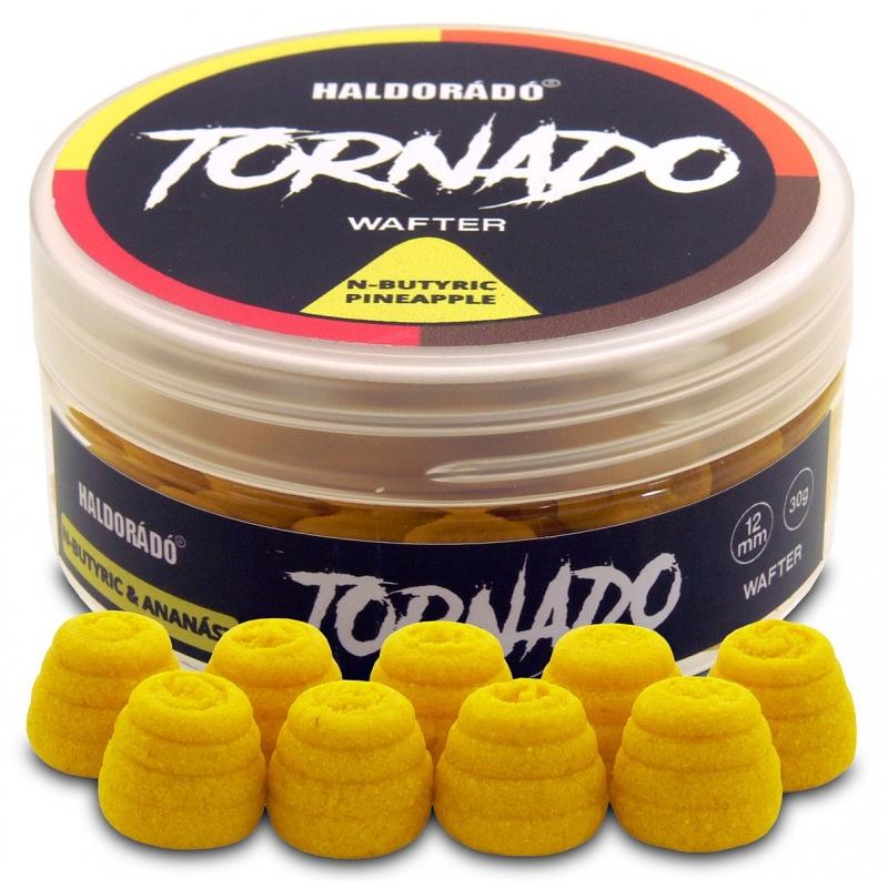 Haldorado - Pelete flotant Tornado Wafter - Acid N-Butyric  Ananas 12mm