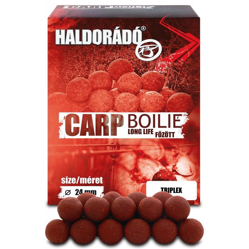 Haldorado - Carp Boilie Long Life - TripleX  (800g 24mm)
