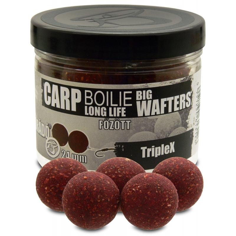 Haldorado - Carp Boilie Big Wafters - TripleX (70g 24mm)