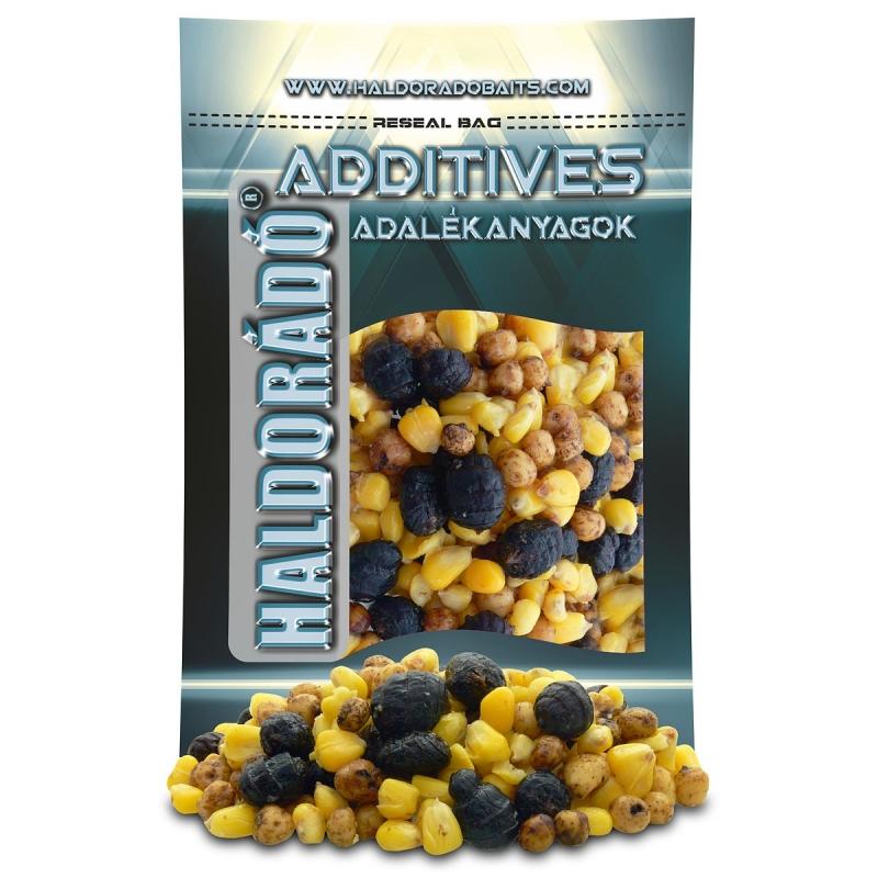 Haldorado - Mix de Alune Tigrate fierte - Natur (0.8kg)