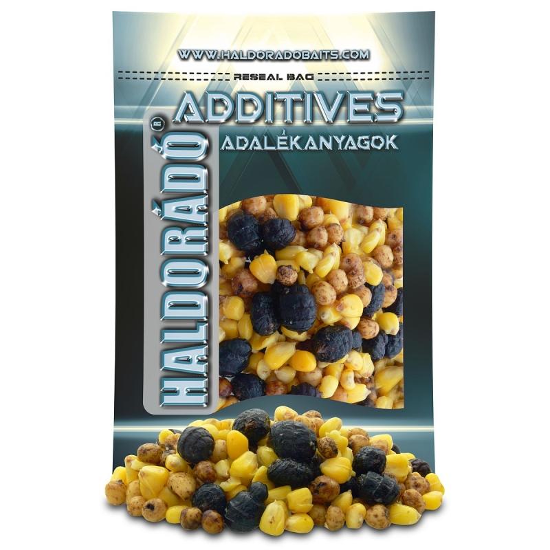 Haldorado - Mix de Alune Tigrate fierte - Acid N-Butyric (0.8kg)