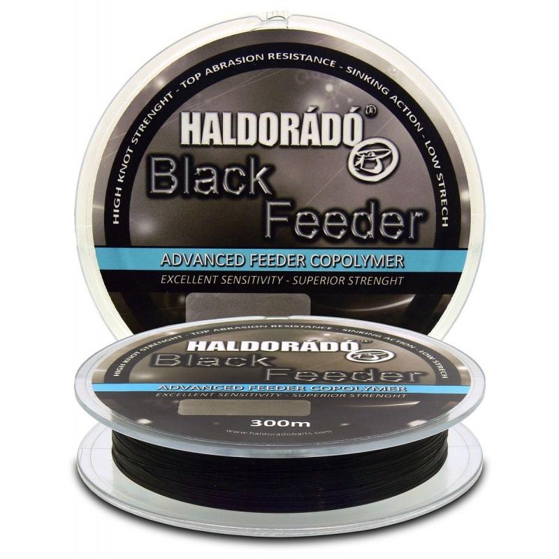 Haldorado - Fir Black Feeder 0.18mm 300m - 4.55kg