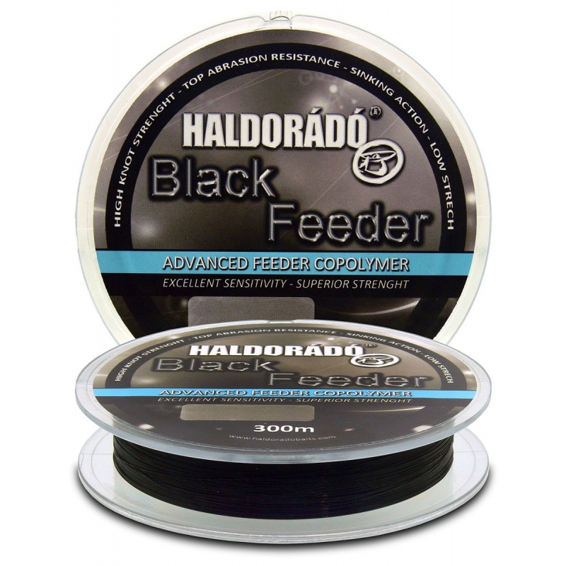 Haldorado - Fir Black Feeder 0.20mm 300m - 5.65kg