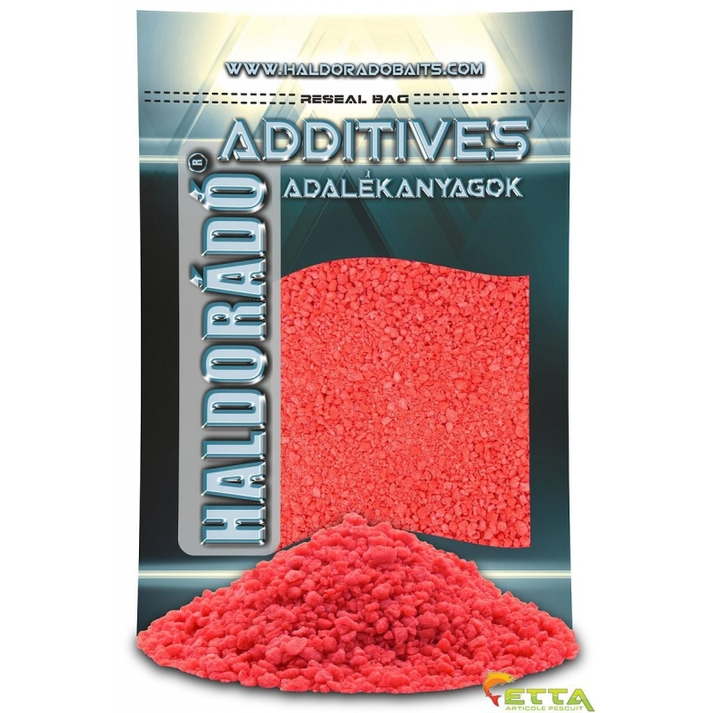 Haldorado - Pesmet fluo rosu 800g