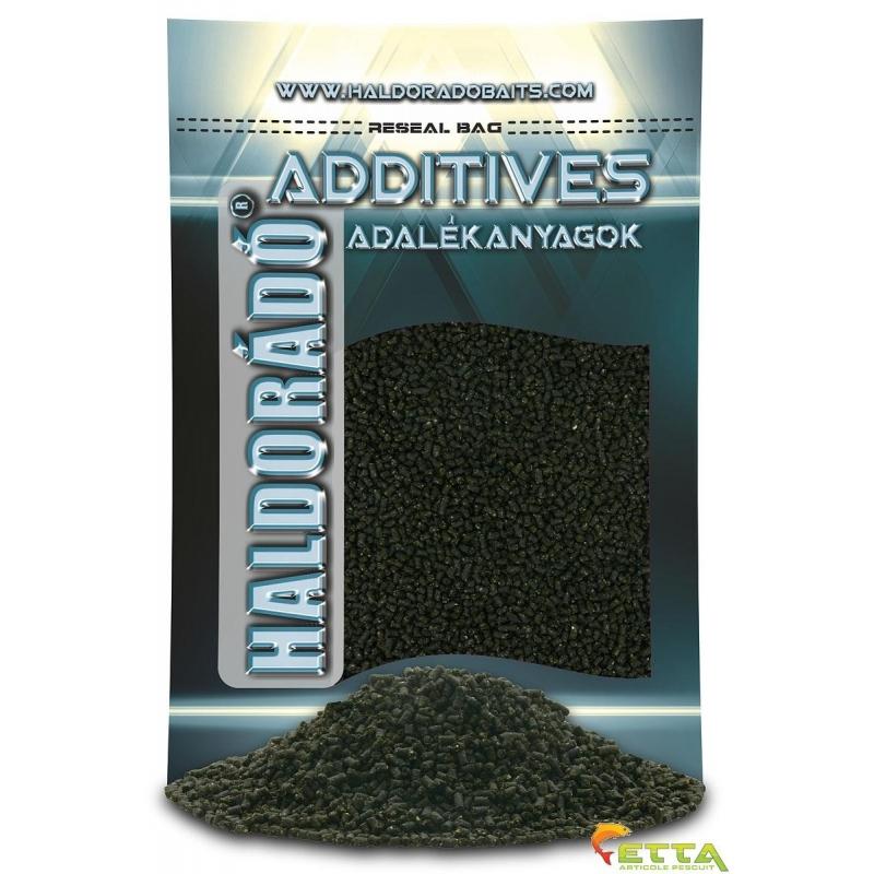 Haldorado - Micro Pelete Black Squid 800g