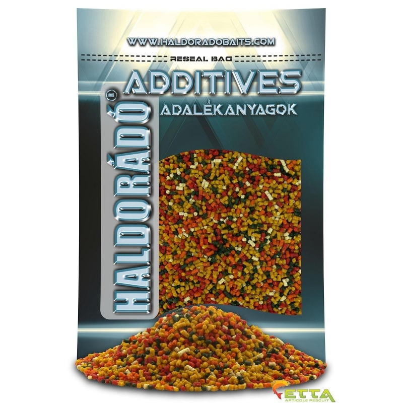 Haldorado - Micro Pelete - Super color carp 800g