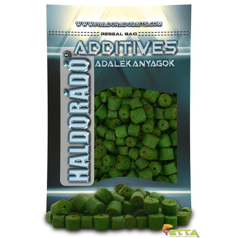 Haldorado - Green Halibut Pellet 0.8kg   12-16mm