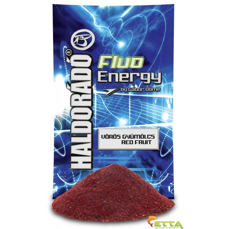 Haldorado - Nada Fluo Energy Red Fruit 0.8Kg