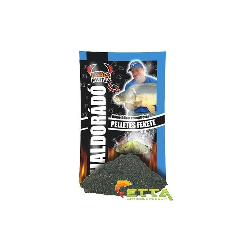 Haldorado - Nada Pelete Negre 1Kg