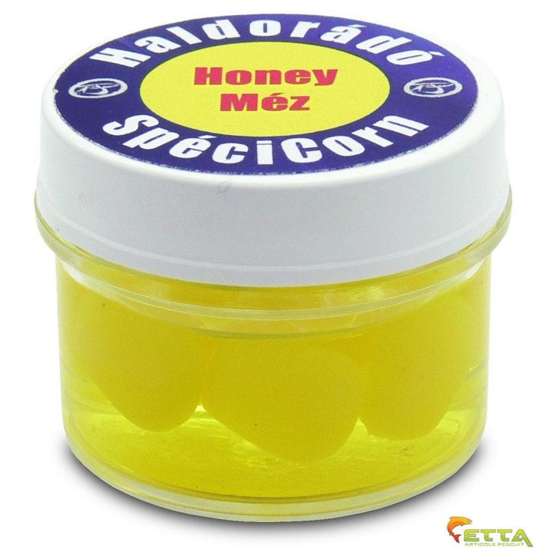 Haldorado - Momeala artificiala SpeciCorn - Miere 10boabe cutie