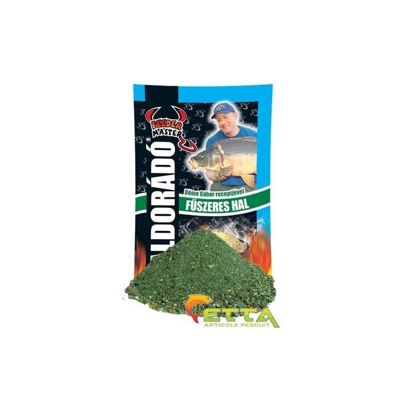 Haldorado - Nada Peste Condimentat 1Kg