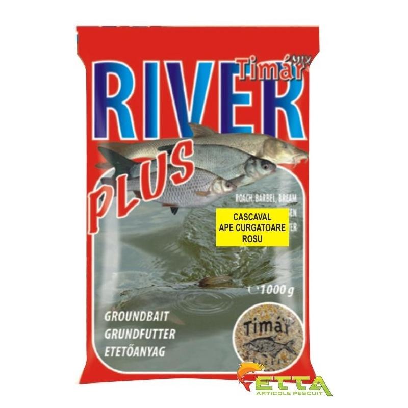 Timar - Nada Ape Curgatoare (River Plus) Rosu 1Kg
