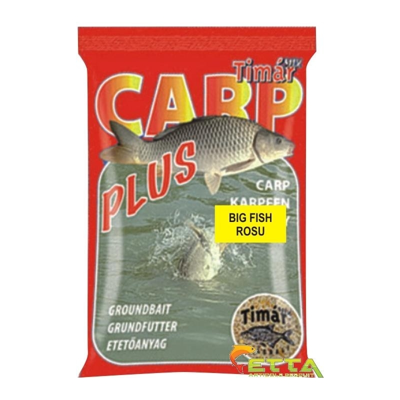 Timar - Nada Big Fish Rosu 1Kg