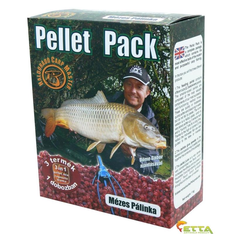 Haldorado - Pellet Pack Miere Palinca 1Kg