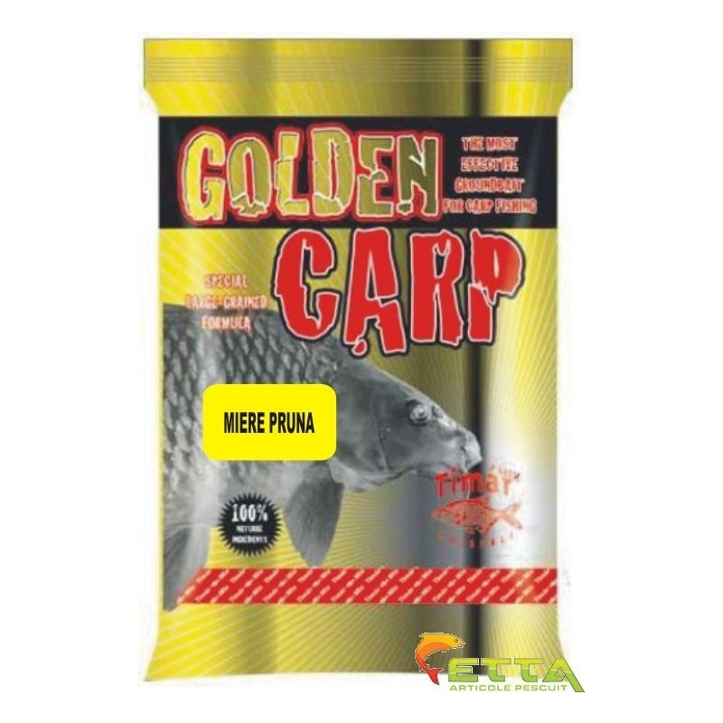 Timar - Nada Golden Carp Miere Pruna 1Kg