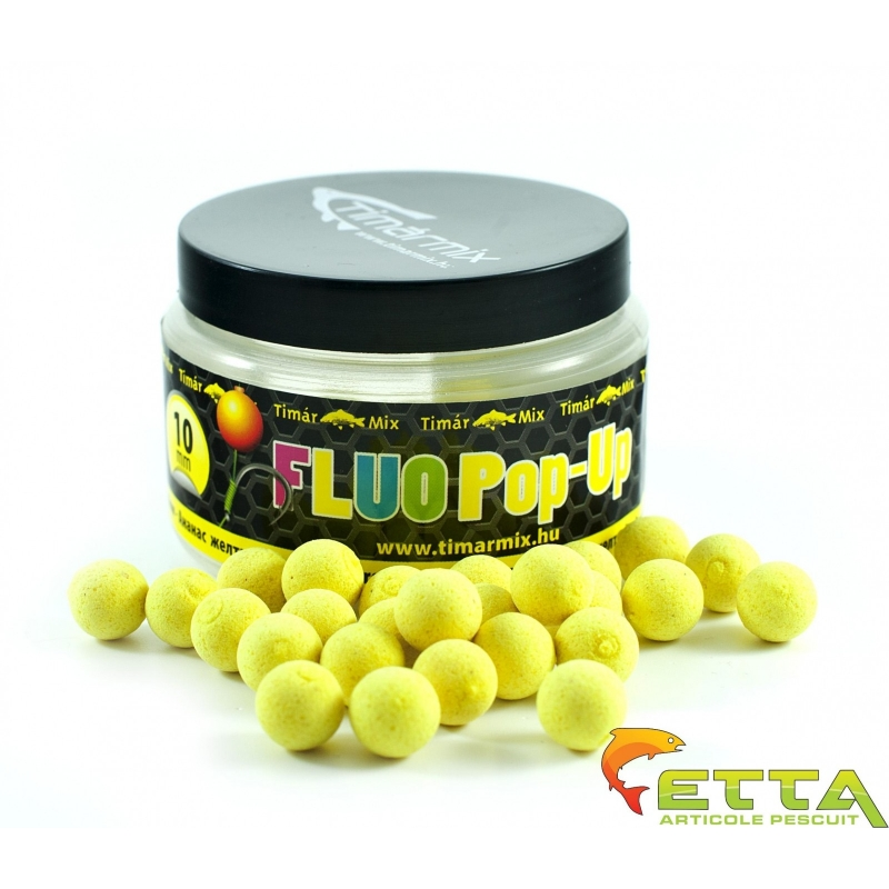 Timar - Fluo Pop Up- Ananas 10mm (40g)