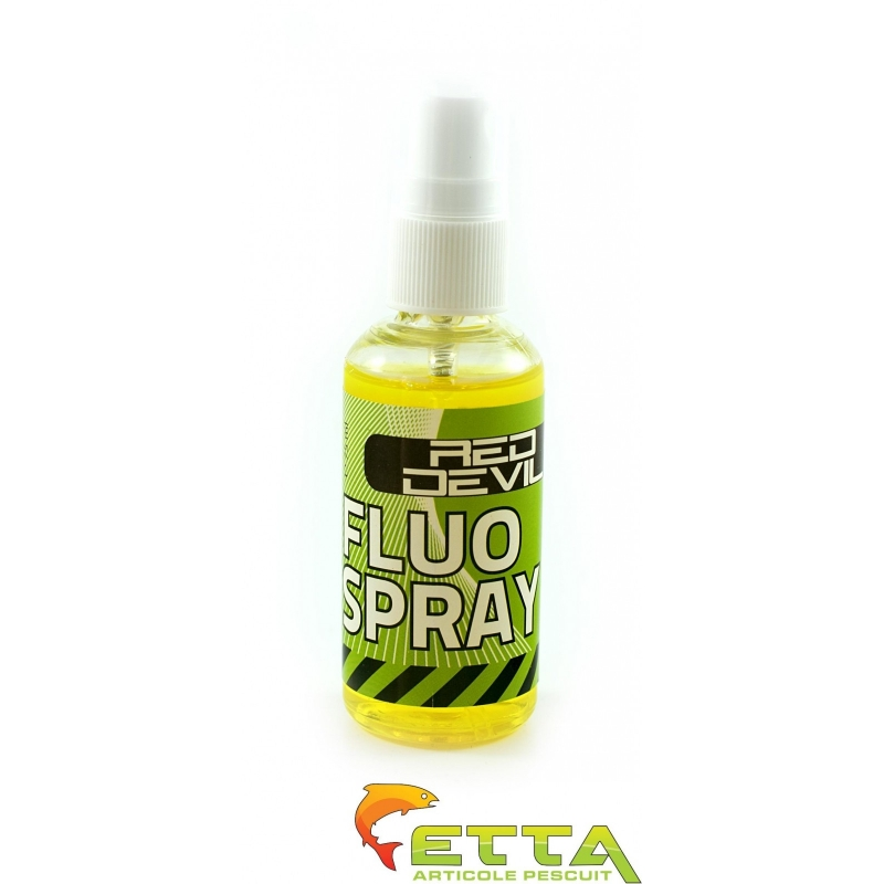 Timar - Fluo Spray Red Devil (75ml)